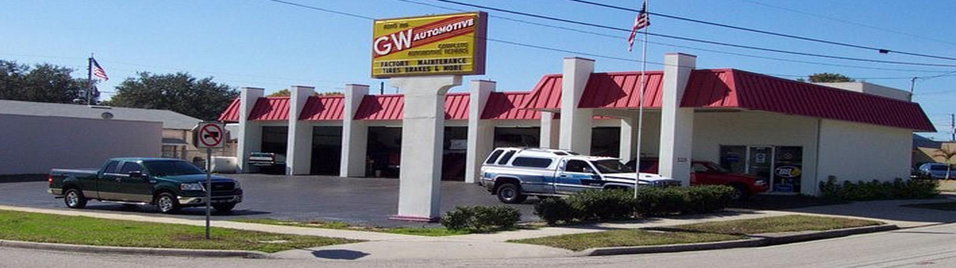 Gw Automotive Inc Expert Auto Repair Clearwater Fl 33756